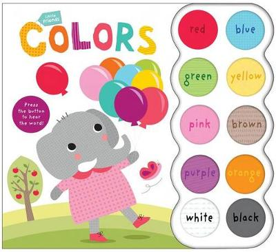 Picture of Little Friends Sound Book: Colors