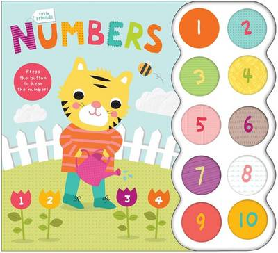 Picture of Little Friends Sound Book: Numbers
