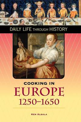 Picture of Cooking in Europe: 1250-1650