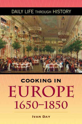 Picture of Cooking in Europe 1650-1850
