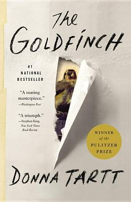 Picture of The Goldfinch: A Novel (Pulitzer Prize for Fiction)