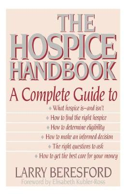 Picture of Hospice Handbook 1993