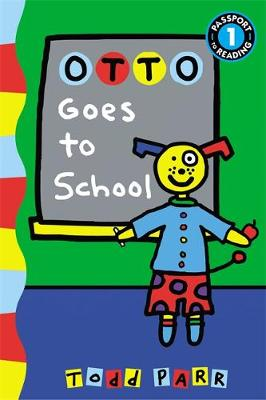 Picture of Otto Goes to School