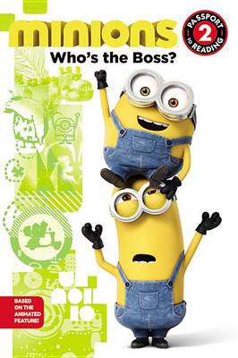 Picture of Minions: Who's the Boss?