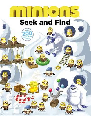 Picture of Minions: Seek and Find