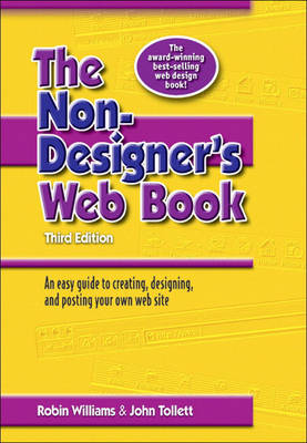 Picture of The Non-Designer's Web Book: an Easy Guide to Creating, Designing, and Posting Your Own Web Site