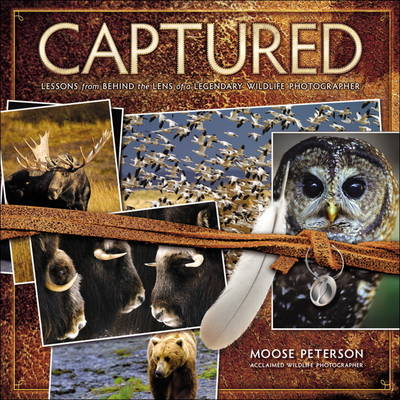 Picture of Captured: Lessons from Behind the Lens of a Legendary Wildlife Photographer