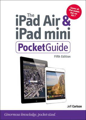 Picture of The iPad and iPad Mini Pocket Guide