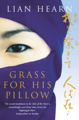 Picture of Grass for His Pillow