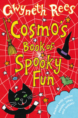 Picture of Cosmo's Book of Spooky Fun