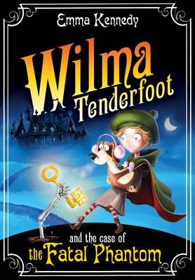 Picture of Wilma Tenderfoot and the Case of the Fatal Phantom