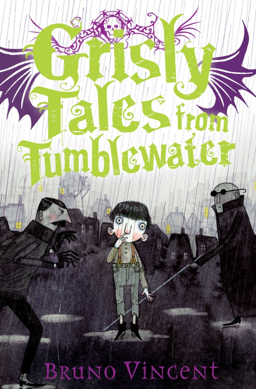 Picture of Grisly Tales from Tumblewater