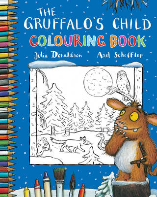 Picture of The Gruffalo's Child Colouring Book