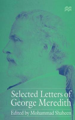 Picture of Selected Letters of George Meredith