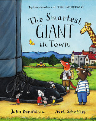 Picture of The Smartest Giant in Town