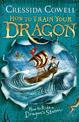 Picture of How to Ride a Dragon's Storm: Book 7