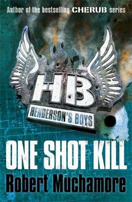 Picture of One Shot Kill: Book 6
