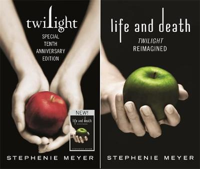 Picture of Twilight Tenth Anniversary/Life and Death Dual Edition