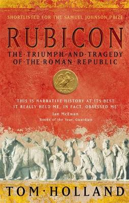Picture of Rubicon: The Triumph and Tragedy of the Roman Republic