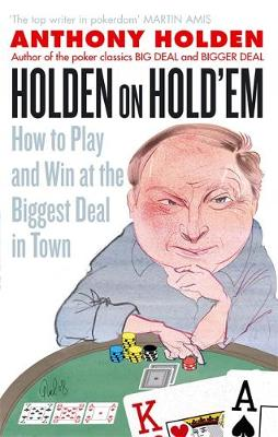 Picture of Holden on Hold'em