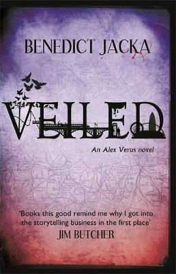 Picture of Veiled: An Alex Verus Novel