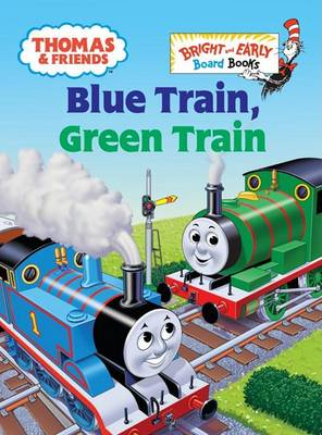 Picture of Thomas & Friends: Blue Train, Green Train (Thomas & Friends)