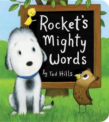 Picture of Rocket's Mighty Words