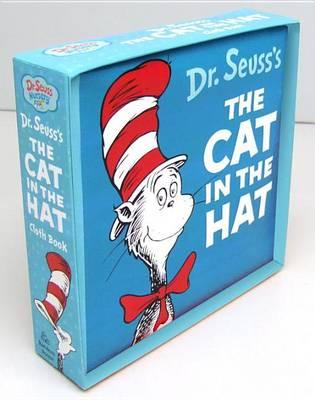 Picture of The Cat in the Hat Cloth Book