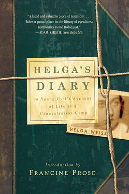 Picture of Helga's Diary: A Young Girl's Account of Life in a Concentration Camp