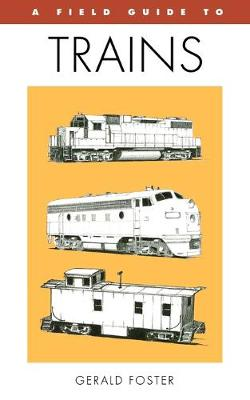 Picture of Peterson Field Guide to Trains