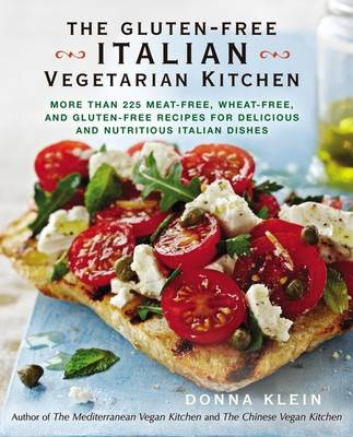 Picture of The Gluten-Free Italian Vegetarian Kitchen: More Than 225 Meat-Free, Wheat-Free, and Gluten-Free Recipes for Delicious and Nutricious Italian Dishes