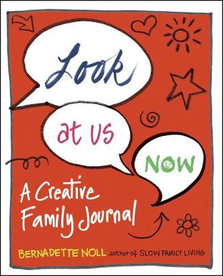 Picture of Look at Us Now: A Creative Family Journal