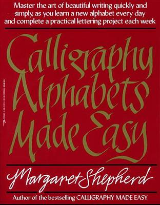 Picture of Calligraphy Alphabets Made Easy