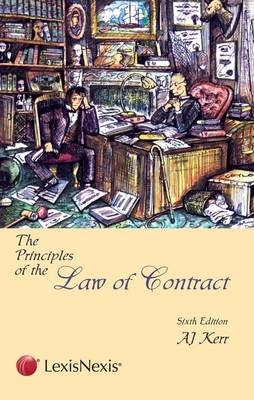 Picture of Principles of the law of contract