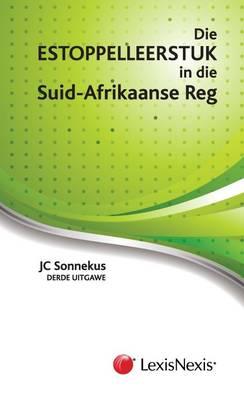 Picture of Estoppelleerstuk in die Suid-Afrikaanse reg