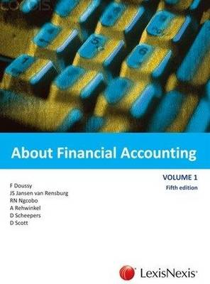 Picture of About financial accounting