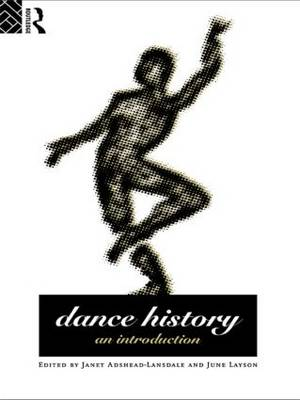 Picture of Dance History: An Introduction