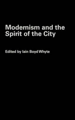 Picture of Modernism and the Spirit of the City