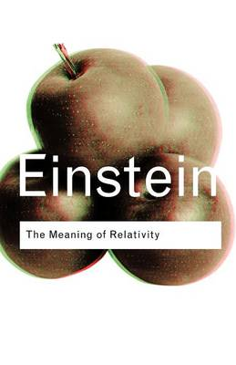 Picture of The Meaning of Relativity