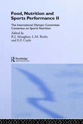 Picture of Food, Nutrition and Sports Performance: The International Olympic Committee Consensus on Sports Nutrition: No. 2