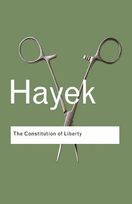 Picture of The Constitution of Liberty