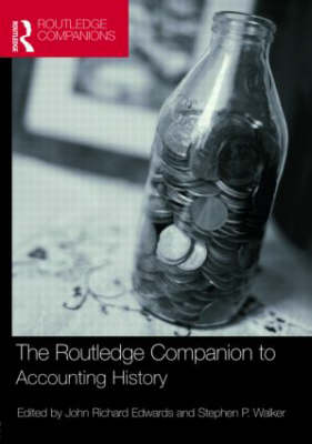Picture of The Routledge Companion to Accounting History
