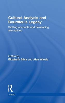 Picture of Cultural Analysis and Bourdieu's Legacy