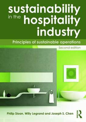 Picture of Sustainability in the Hospitality Industry: Principles of Sustainable Operations