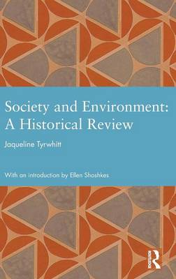 Picture of Society and Environment: A Historical Review