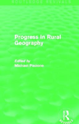 Picture of Progress in Rural Geography