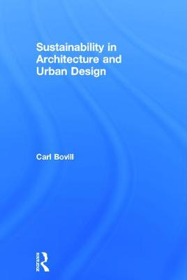Picture of Sustainability in Architecture and Urban Design