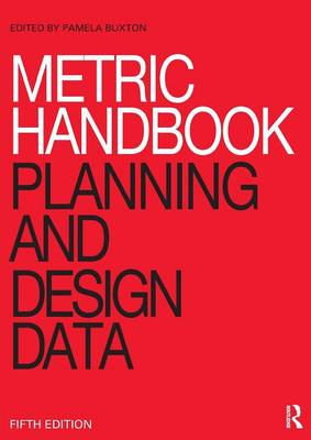 Picture of Metric Handbook: Planning and Design Data