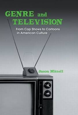 Picture of Television Genres: from Cop Shows to Cartoons in American Culture