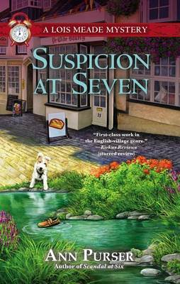 Picture of Suspicion at Seven: A Lois Meade Mystery
